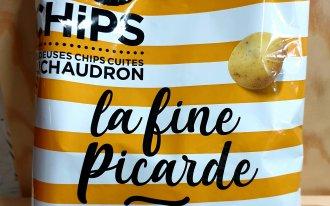 Le Vignoble - Chips fines maroilles 125G So chips picarde