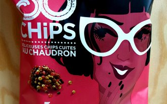 Le Vignoble - Chips 5 baies 40G So chips picarde