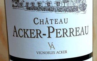 Le Vignoble - Bordeaux rouge Acker-Perreau 75CL