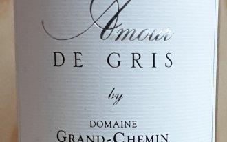 Le Vignoble - Amour de Gris rosé 75CL