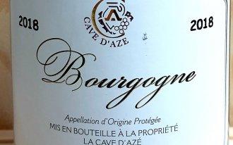 Le Vignoble - Bourgogne Rouge Azé Pinot Noir Fut de Chêne 75CL