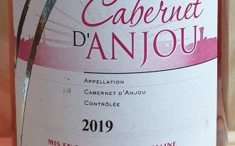 Le Vignoble - Cabernet Anjou Domaine des 2 Arcs 75CL