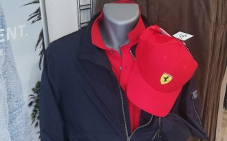 Élite Ô Masculin - Casquette Ferrari