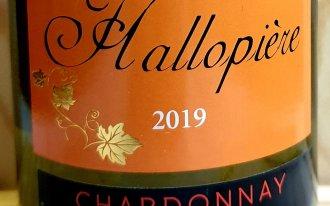 Le Vignoble - Chardonnay hallopière IGP Loire  75CL
