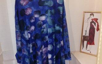 Élite chaussures - Alembika tunique rond bleu