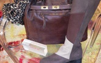 Élite chaussures - Arche bottes choco