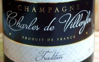 Le Vignoble - Champagne Charles de Villenfin 75cl