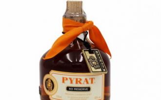 La cave des 3 Tonneaux - Rum Pyrat XO